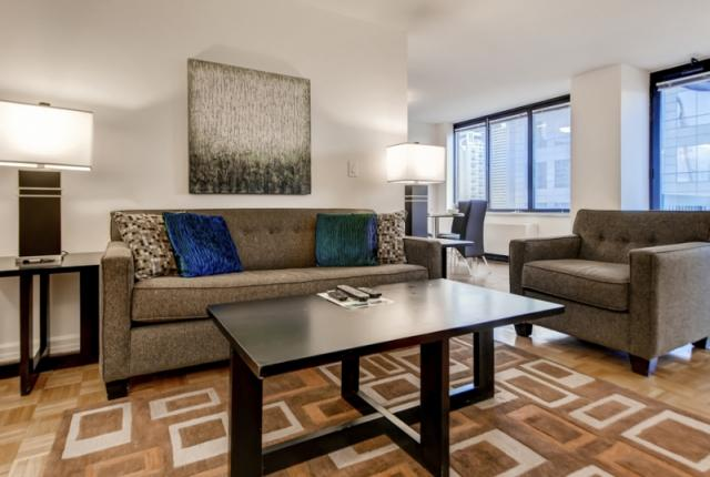 Luxury Suites at Theater District-2 bdrm photo 52814