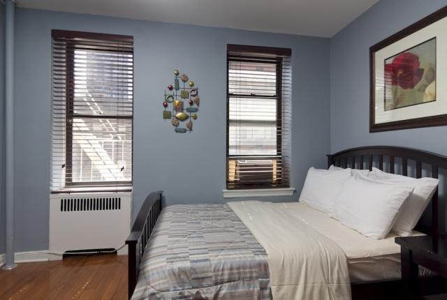 Bedroom 1 linens included