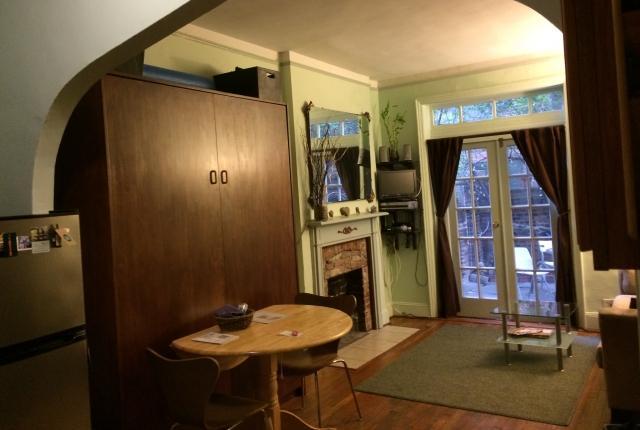 Chelsea Studio with Backyard photo 50695