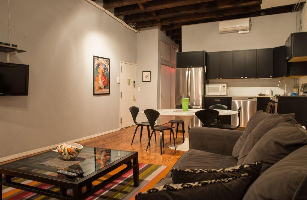 Apartment Huge Duplex 6 Bedroom 3 Bath Flatiron Chelsea Loft photo 143200