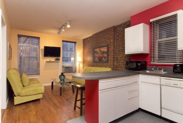 Living Room   Kitchen