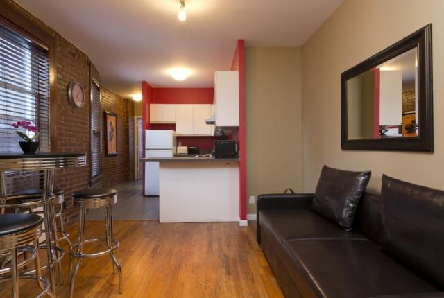 Cheap Two Bedroom Flat around Times Square photo 51232