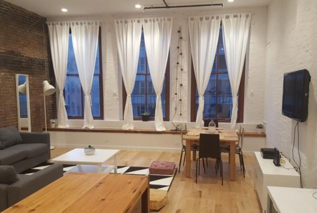 Modern Tribeca Loft photo 53643