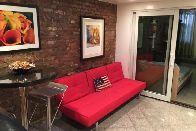 NY Escape 22nd Street Junior studio private entrance photo 49704